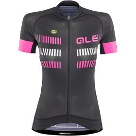 Alé Cycling Graphics PRR Strada - Maillot manches courtes Femme - rose/noir